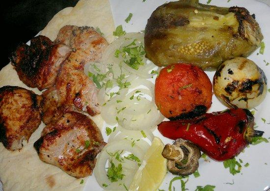 Armenia Restaurant: Кавказский шашлык