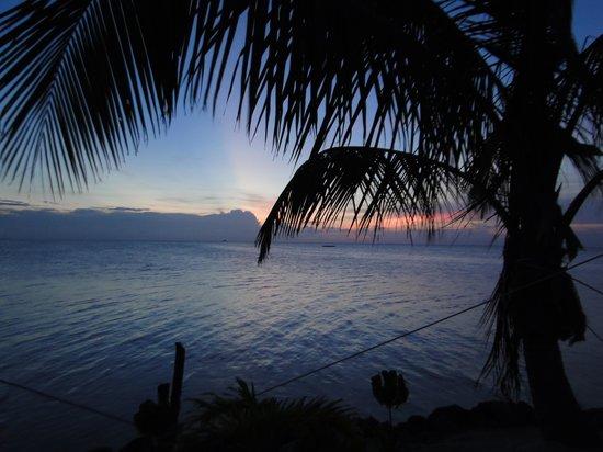 Cayo Espanto: Sunset to live for