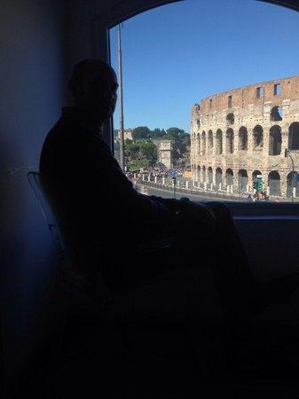 Relais No9 Colosseo : Senza parole
