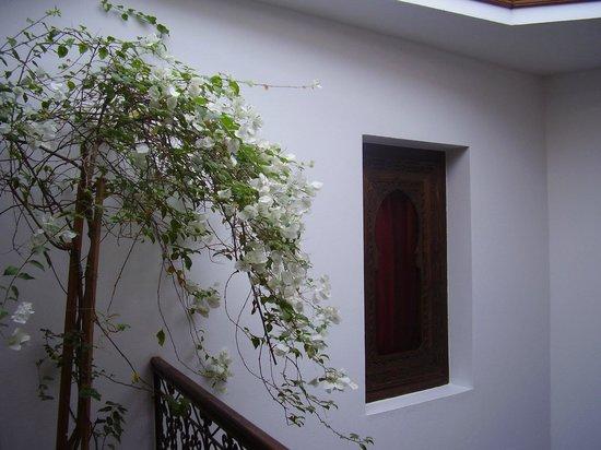 Hotel Dar Manara: patio