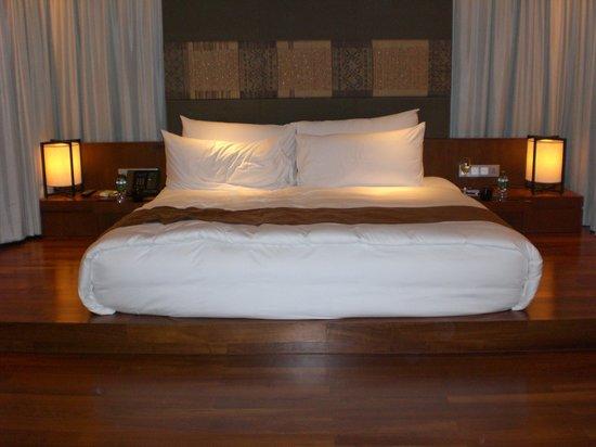 Hansar Bangkok Hotel : Vertigo bedroom