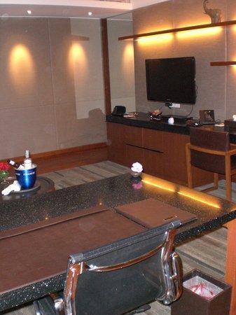 Hansar Bangkok Hotel : Vertigo sitting room