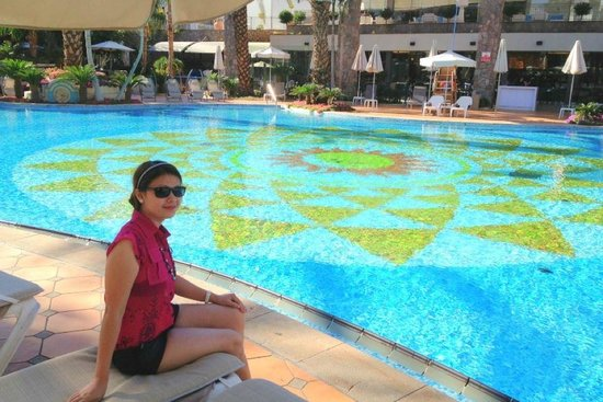 Isrotel Agamim: The best pool in eilat