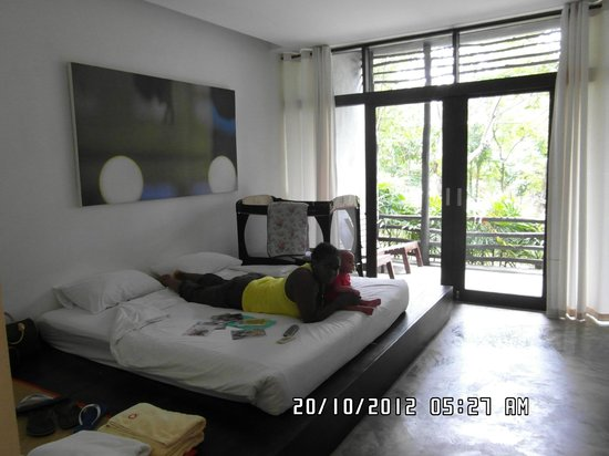 The Sundays Sanctuary Resort & Spa : Bedroom