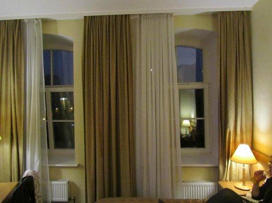 Hotel Rinno: 2 grote hoge ramen