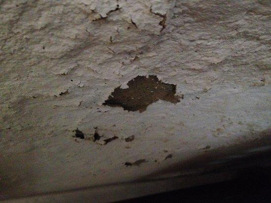 """Hotel Casa Pedro Romero : Detalhe de um dos """"buraquinho"""""""