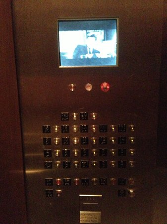 SIXTY LES: Quirky elevator with video