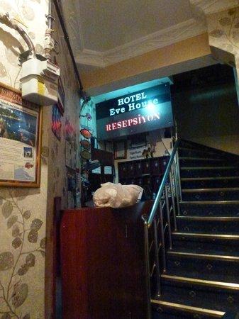 Artemis Old City Hotel: Recepción