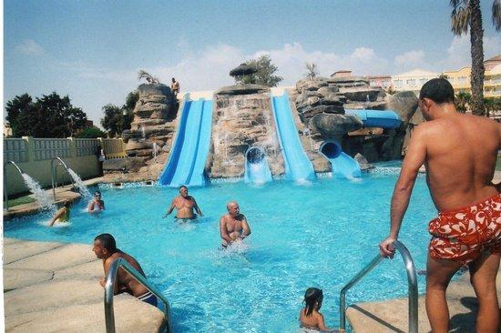 Mediterráneo Park: Adventure pool