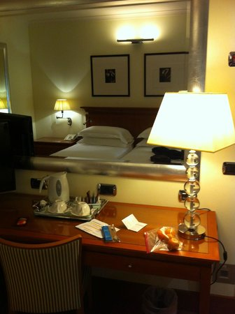 Starhotels Metropole : picture of room