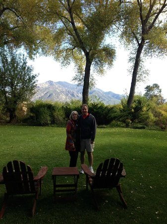 Hacienda del Sol : pic of mountain view from rooms