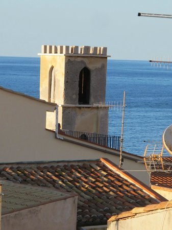 Hotel La Giara : View from the terrace