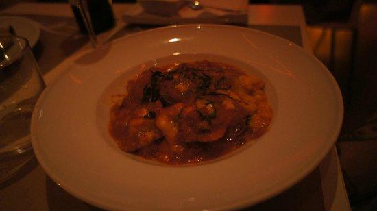 Morelia restaurant: pasta