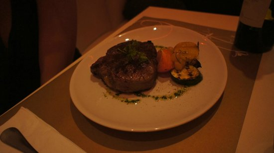 Morelia restaurant: steak