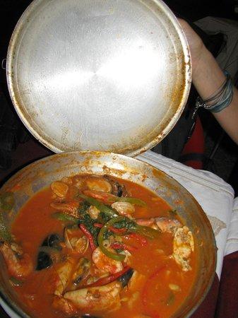 Restaurante Adega Dom Pipas: Cataplana