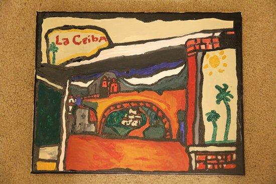 La Ceiba Restaurant: La Ceiba- Acrylic