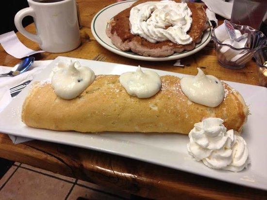 Cannoli Pancake Picture Of Countryside Kitchen Mahopac Tripadvisor