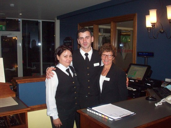Merton Hotel: Dora's staff who are very proffesional