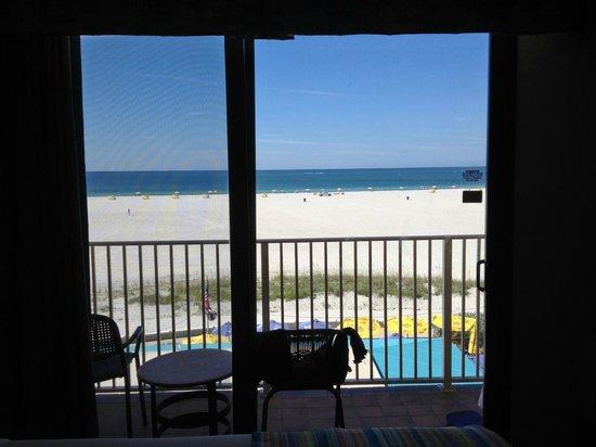 Bilmar Beach Resort: Beach View