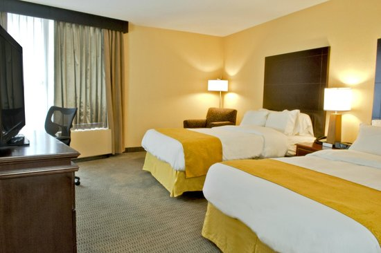 Radisson Hotel Valley Forge: Double Guestroom
