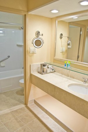 Radisson Hotel Valley Forge: Bathroom