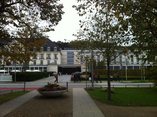A-ROSA Travemünde: Das Hotel