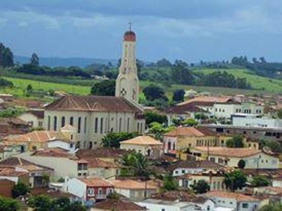 Cassia, MG: igreja Sta Rita de Cássia