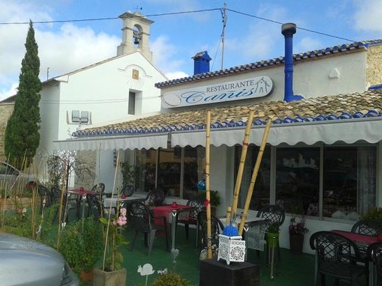 Restaurante Canis: From the square