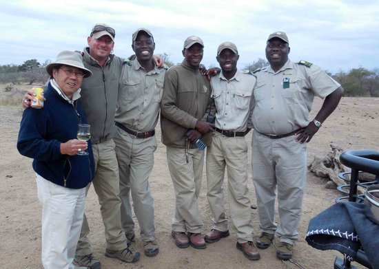Tanda Tula Safari Camp: the team
