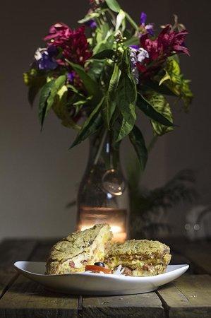 Mosaico Bistro Guatemala: Sandwich Montecristo