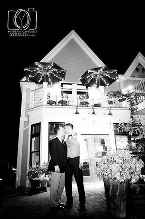 Sage Inn & Lounge: Our wedding at Sage