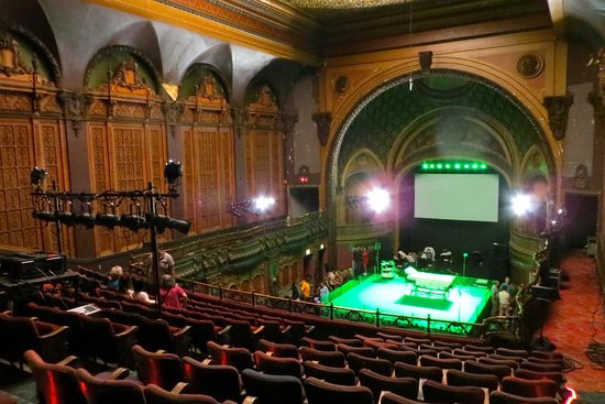 The Interior Of Tower Theatre Picture Of Downtown Historic District Los Angeles Tripadvisor