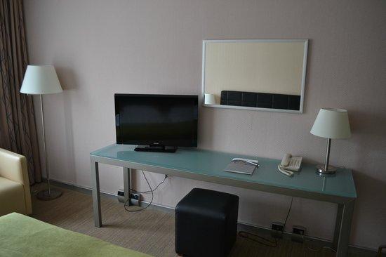 Alvisse Parc Hotel: Room