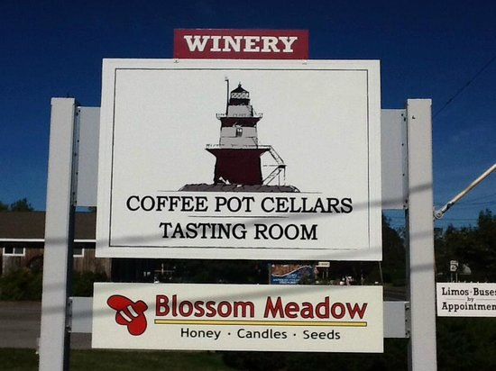 Coffee Pot Cellars Tasting Room