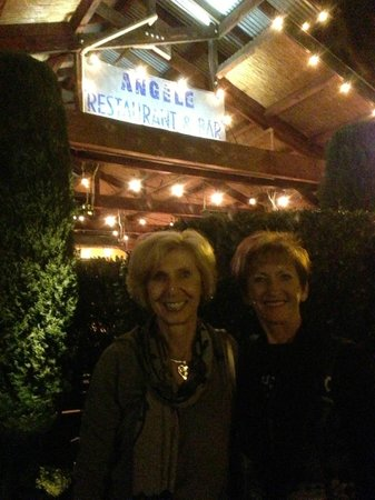 Angèle Restaurant and Bar: Dinner at Angele, Napa Valley