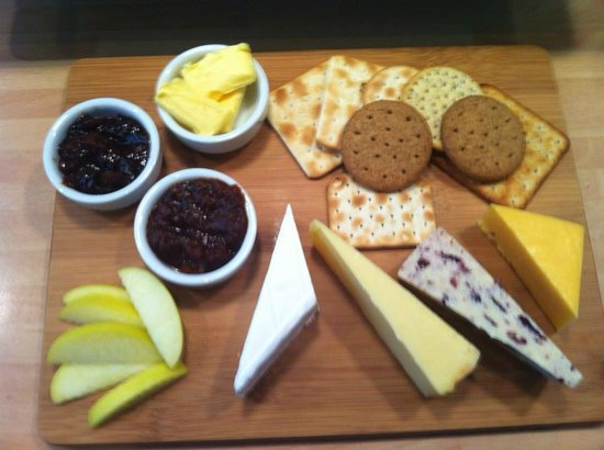 Thirsty One: Cheese Board