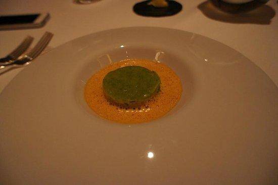 Restaurant Martin Wishart: Loch Fyne Crab