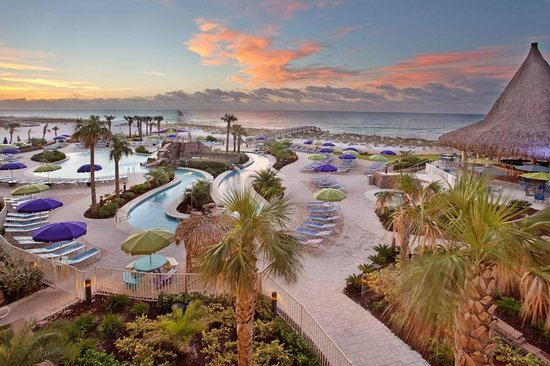 Romantic Beachfront Hotels Florida