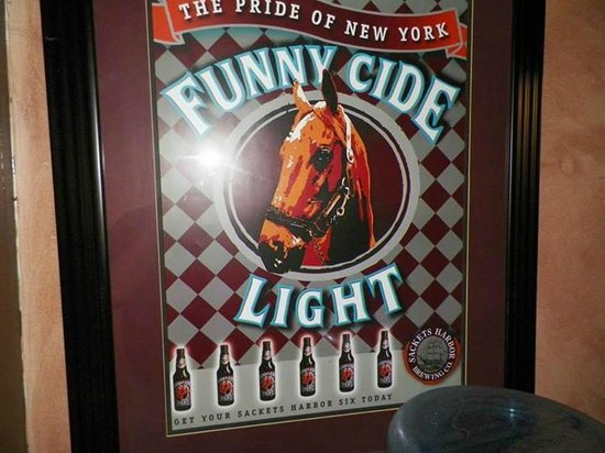 Olde Saratoga Brewing Company: Remember Funny Cide?