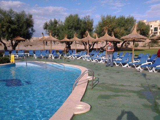 THB Cala Lliteras: Poolbereich