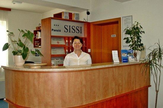 Panzio Sissi : grande cordialità