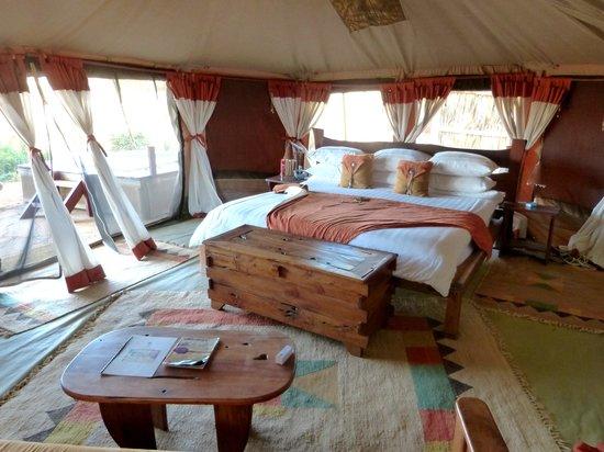 Salon Du Camp Picture Of Elephant Bedroom Camp Samburu National Reserve Tripadvisor
