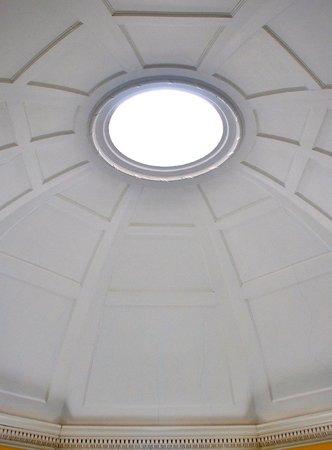 Interior Of The Dome Picture Of Monticello Charlottesville