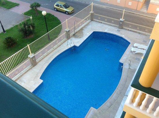 Apartamentos Satse Moncofar: la piscine