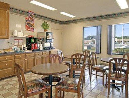 Days Inn Bainbridge: Breakfast Area
