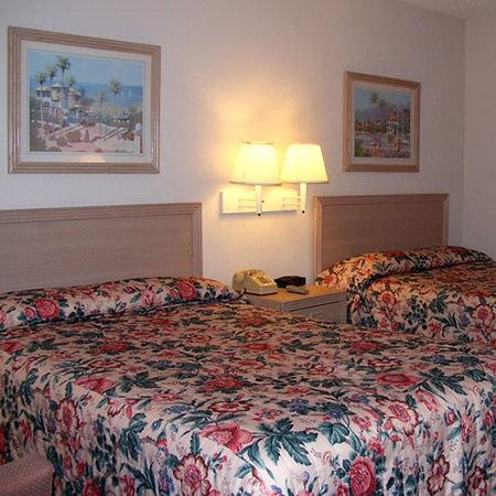 Hogansville, Georgien: Two Double Bed