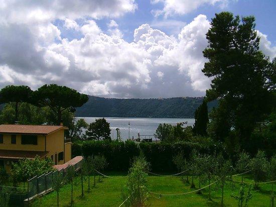 La Casa sul Lago : Blick auf den See