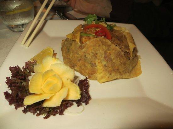 Siam Thai & Teppanyaki Restaurant: Pad Thai