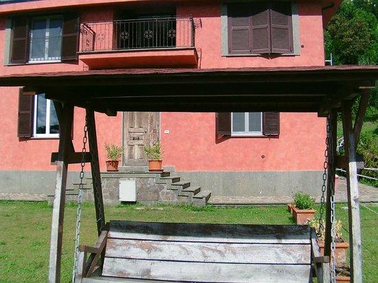 La Casa sul Lago : Haus am See Nahaufnahme