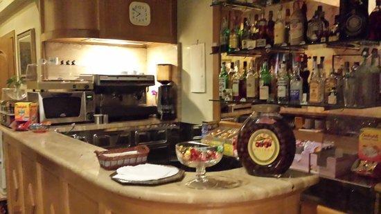 Villa Teresa: Bar